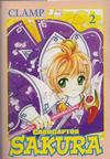 Cover for Card Captor Sakura (Ediciones Glénat, 2001 series) #2