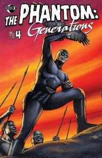 Cover Thumbnail for The Phantom: Generations (Moonstone, 2009 series) #4