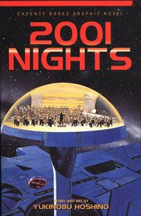 Cover Thumbnail for 2001 Nights (Viz, 1995 series)