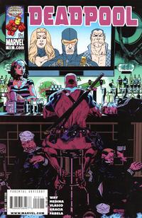 Cover Thumbnail for Deadpool (Marvel, 2008 series) #15