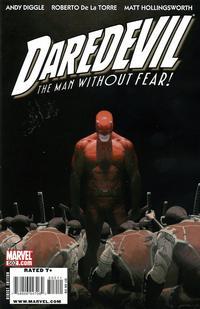Cover Thumbnail for Daredevil (Marvel, 1998 series) #502