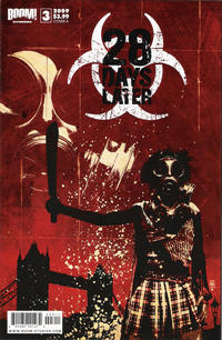 Cover for 28 Days Later (Boom! Studios, 2009 series) #3 [Cover A]