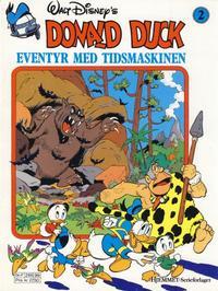 Cover Thumbnail for Donald Duck Eventyr med tidsmaskinen (Hjemmet / Egmont, 1987 series) #2