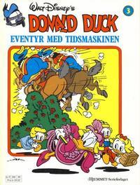 Cover Thumbnail for Donald Duck Eventyr med tidsmaskinen (Hjemmet / Egmont, 1987 series) #3