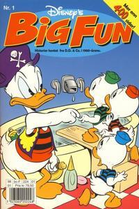Cover Thumbnail for Big Fun (Hjemmet / Egmont, 1997 series) #1