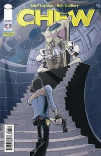 Cover Thumbnail for Chew (Image, 2009 series) #4 [First Printing]