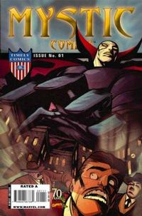 Cover Thumbnail for Mystic Comics 70th Anniversary Special (Marvel, 2009 series) #1