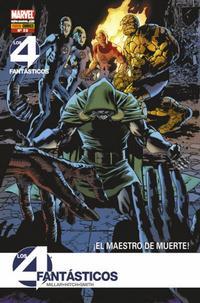 Cover Thumbnail for Los 4 Fantásticos (Panini España, 2008 series) #23