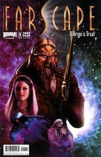 Cover Thumbnail for Farscape: D'Argo's Trial (Boom! Studios, 2009 series) #1