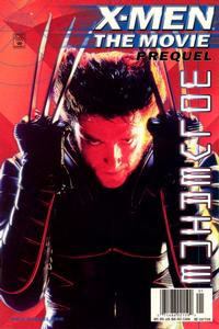 Cover Thumbnail for X-Men Movie Prequel: Wolverine (Marvel, 2000 series)  [Wolverine Photo Cover Newsstand Edition]