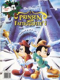Cover Thumbnail for Prinsen og Fattiggutten [Mikke Mus Album] (Hjemmet / Egmont, 1991 series) #[nn]
