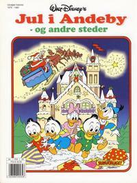 Cover Thumbnail for Donald Duck Julealbum (Hjemmet / Egmont, 1986 series) #[1991] - Jul i Andeby - og andre steder