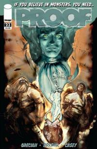 Cover Thumbnail for Proof (Image, 2007 series) #23