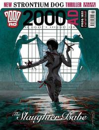 Cover Thumbnail for 2000 AD (Rebellion, 2001 series) #1651