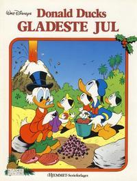 Cover Thumbnail for Donald Duck Julealbum (Hjemmet / Egmont, 1986 series) #[1987] - Donald Ducks gladeste jul