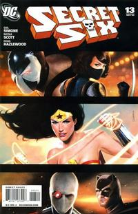 Cover Thumbnail for Secret Six (DC, 2008 series) #13