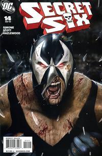 Cover Thumbnail for Secret Six (DC, 2008 series) #14