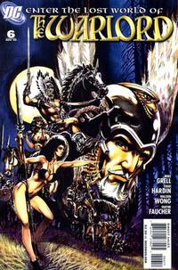 Cover Thumbnail for Warlord (DC, 2009 series) #6