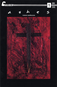 Cover Thumbnail for Ashes (Caliber Press, 1990 series) #1