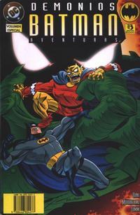 Cover Thumbnail for Batman Aventuras: Demonios (Zinco, 1996 series)