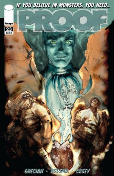 Cover for Proof (Image, 2007 series) #23