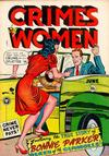 Cover for Crimes by Women (Fox, 1948 series) #1