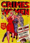 Cover for Crimes by Women (Fox, 1948 series) #2