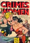 Cover for Crimes by Women (Fox, 1948 series) #6