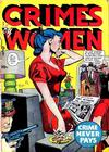 Cover for Crimes by Women (Fox, 1948 series) #9