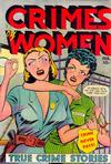 Cover for Crimes by Women (Fox, 1948 series) #11