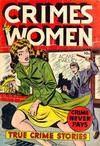Cover for Crimes by Women (Fox, 1948 series) #13