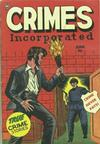 Cover for Crimes Incorporated (Fox, 1950 series) #12 [1]