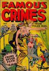 Cover for Famous Crimes (Fox, 1948 series) #3
