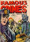Cover for Famous Crimes (Fox, 1948 series) #4