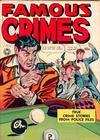 Cover for Famous Crimes (Fox, 1948 series) #5