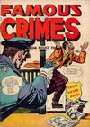 Cover for Famous Crimes (Fox, 1948 series) #7