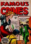 Cover for Famous Crimes (Fox, 1948 series) #11