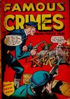 Cover for Famous Crimes (Fox, 1948 series) #13