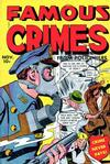 Cover for Famous Crimes (Fox, 1948 series) #14