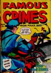 Cover for Famous Crimes (Fox, 1948 series) #17