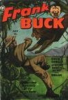 Cover for Frank Buck (Fox, 1950 series) #71 [2]
