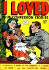 Cover for I Loved Real Confession Stories (Fox, 1949 series) #28 [1]