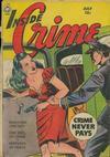 Cover for Inside Crime (Fox, 1950 series) #3 [1]