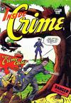 Cover for Inside Crime (Fox, 1950 series) #2