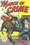 Cover for March of Crime (Fox, 1950 series) #7 [1]