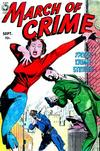 Cover for March of Crime (Fox, 1950 series) #3