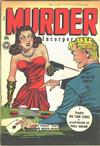 Cover for Murder Incorporated (Fox, 1948 series) #1