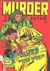 Cover for Murder Incorporated (Fox, 1948 series) #3