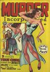 Cover for Murder Incorporated (Fox, 1948 series) #4
