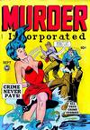 Cover for Murder Incorporated (Fox, 1948 series) #5
